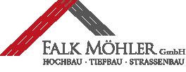 Bauunternehmen Falk Moehler GmbH Logo